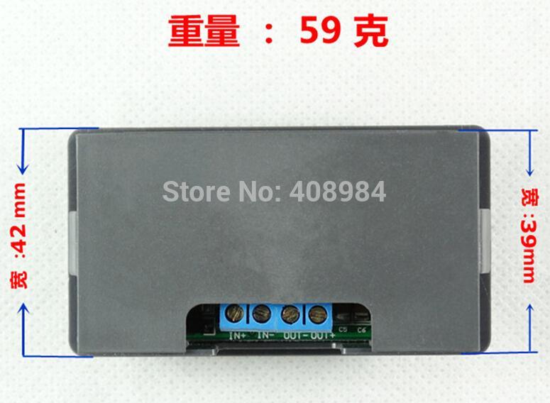 e472c434f ₪DP20V2A voltímetro amperímetro constante corriente de tensión ...