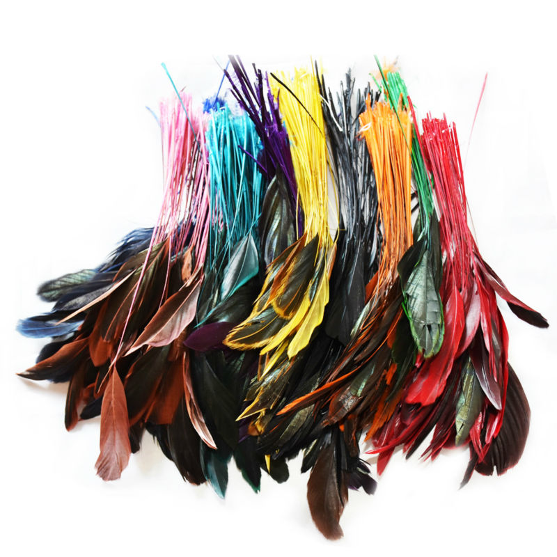 Online Buy Wholesale Dyed Turkey Feathers From China Dyed