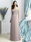 Long Simple Bridesmaids Dresses