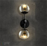 Modern Magie Glass Ball Wall Lamps Vintage Wall Lights