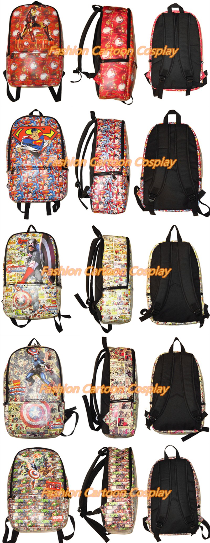 2018 New Star Wars Cartoon Backpacks School Bags For Teenagers Hard Drive Parts Pcb Logic Board Printed Circuit 100617465 Notewe Have Many Different Styles Ofbackpackclick Hereto Get More