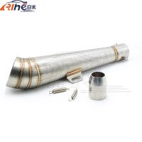 new motorcycle staainless steel motorcycle exhaust pipe ...