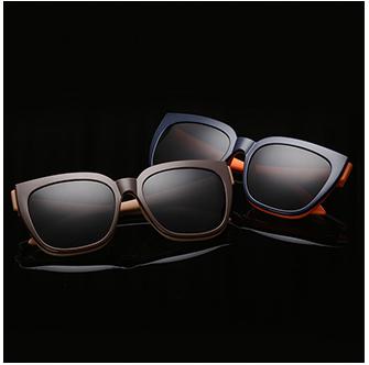 d5518d4cee1d1 LA VIE 2016 Nova Steampunk Óculos De Sol Das Mulheres Oculos de sol Olho de  Gato Espelhado Polarized Lens UV400 Proteção Óculos de Sol Para mulheres