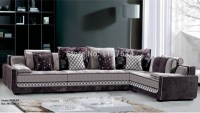 5049A# Living room sofa sets fabric soft corner sofa sets ...