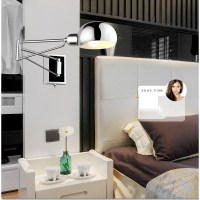 Free-shipping-bedroom-modern-wall-lamp-Swing-Arm-Wall ...