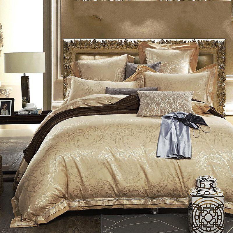 Silk Satin Comforter Sets