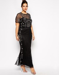 Formal dress photo: Plus size formal and evening dresses