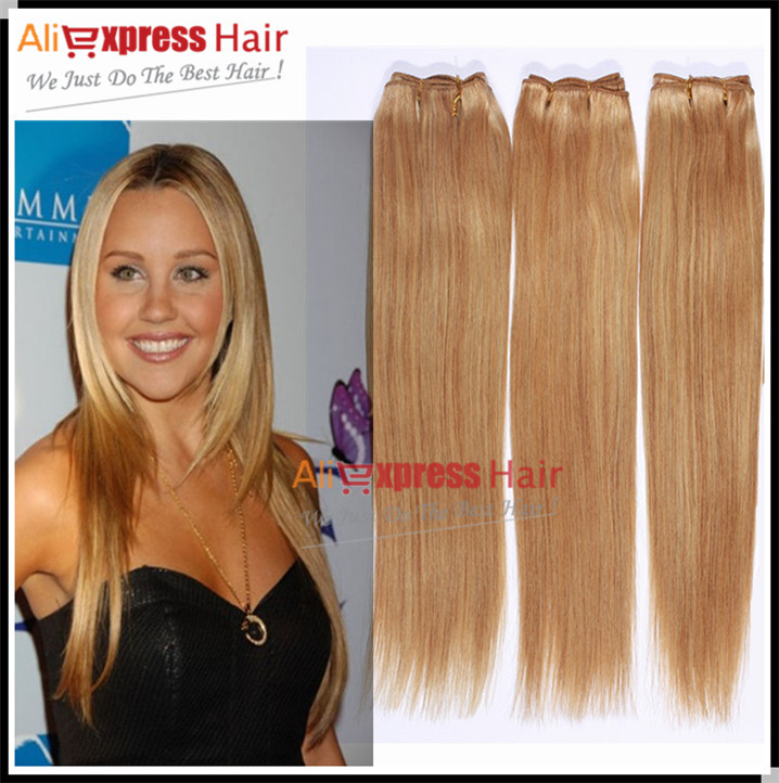 Hair Color 27 Weave