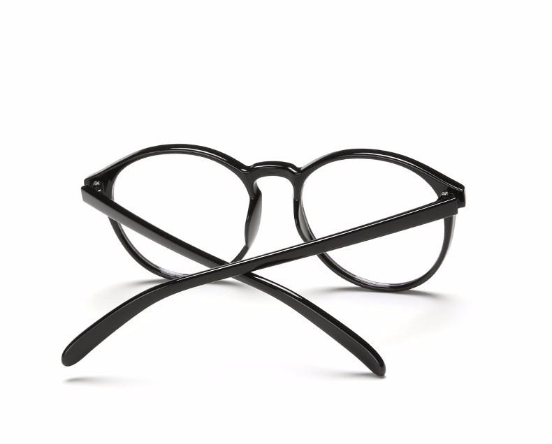 DIDI Rond En Plastique Léopard Lunettes Cadre Vintage Montures de lunettes  Pour Femmes Hommes Accessoires Lunettes Cadres Lunette De Vue H144 ... 9bd8596a0a14