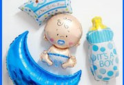 11-Baby Party Balloons