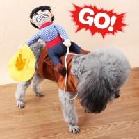 Funny Large Dog Costume