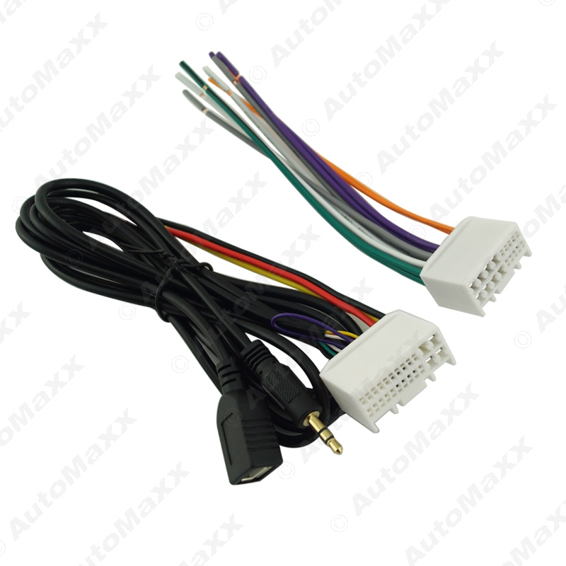 Ford F150 Stereo Wiring Harness Adapter