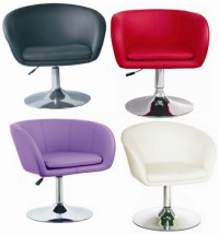 Cashier single small sofa stool surrounded makeup chair ...