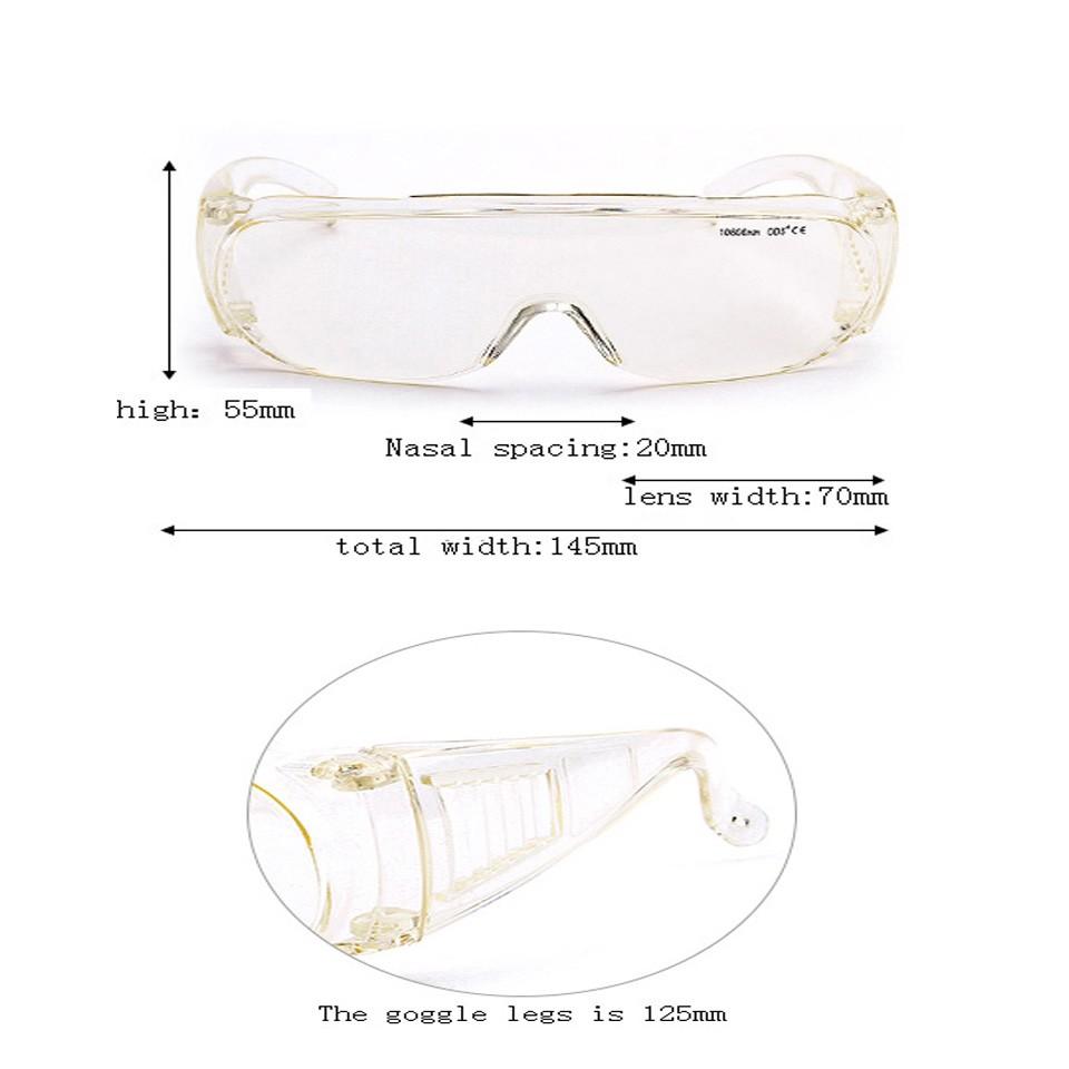 de6a007ad285f 10600 óculos de segurança do laser CO2 desgaste confortável, bonito,  seguro, confiável