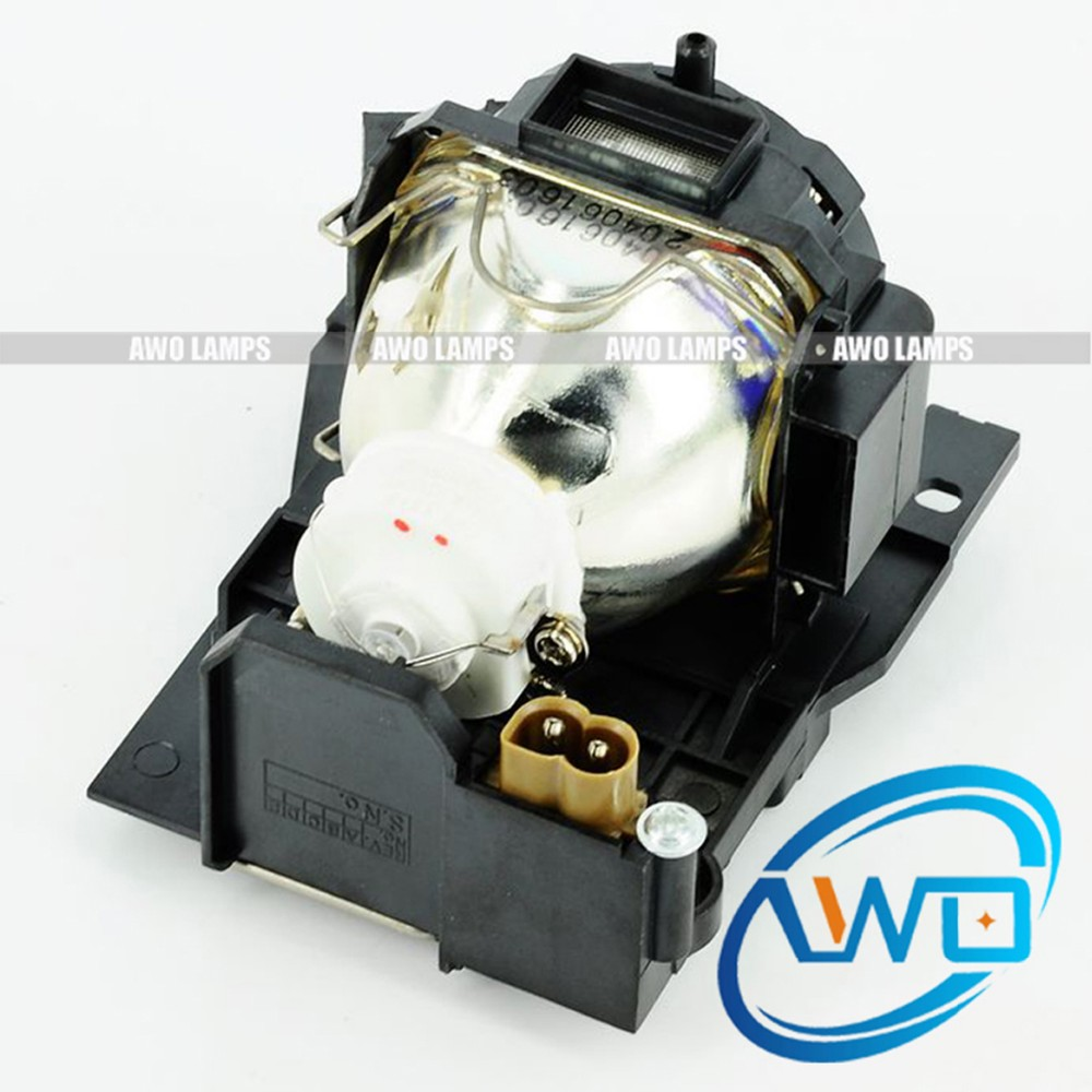 64416bed33b ᐂAWO Original Projector Lamp DT00893 NSHA220W Bulb Inside for ...