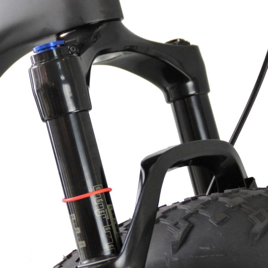 HTB1auSnKXXXXXczXFXXq6xXFXXXz - ICAN carbon 4.8 inch max fat tire front/single suspension 10 speed snow bicycle 16/18/20inch available Complete Fatty Bike