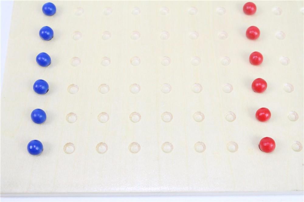 ᐃBebé juguete Montessori pequeña patrones para raíz cuadrada del ...