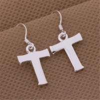 Popular Letter T Earrings-Buy Cheap Letter T Earrings lots ...