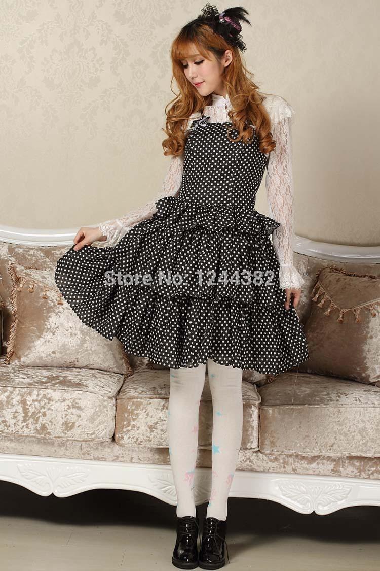 0aa4d0cc ツ)_/¯JSK Lolita cute Lolita traje capas Pegatinas para uñas ...