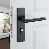 2015 HOT Aluminum Home Door Handle for Interior Doors