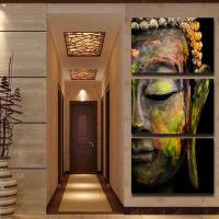 Buddha Oil Painting Wall Art Paintings Picture Paiting ...
