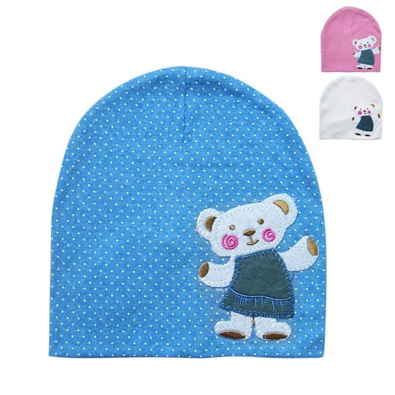 c7451ab3581c ᗔMode Automne Hiver Nouveau-Né Casquettes Crochet beanie Baby ...