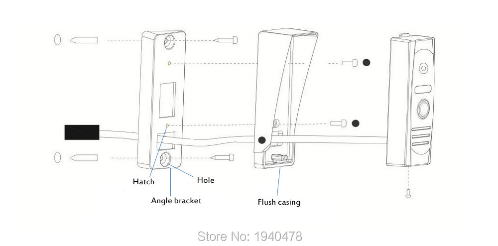 ring doorbell camera wiring diagram