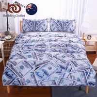 Online Buy Wholesale money print bedding from China money