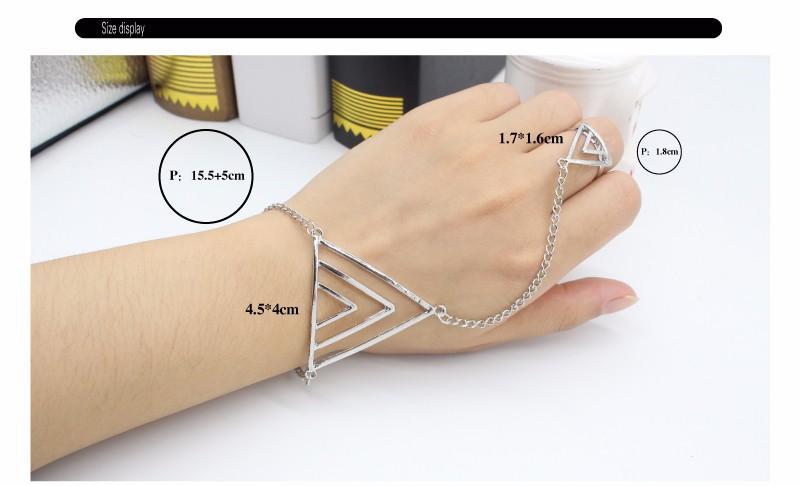 Wholesale 40Pcs end caps Bead Stopper Fit 5.5 Mm Cord À faire soi-même Bijoux Bracelet Making