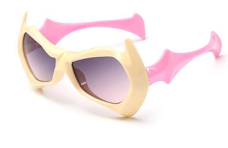 0aa7977c4e215e Zuan Mei Marque Enfants lunettes de Soleil Filles Bébé lunettes de Soleil  Garçons Vintage enfants Lunettes Rondes Lunettes de Soleil Lunettes Pour  Garçons ...