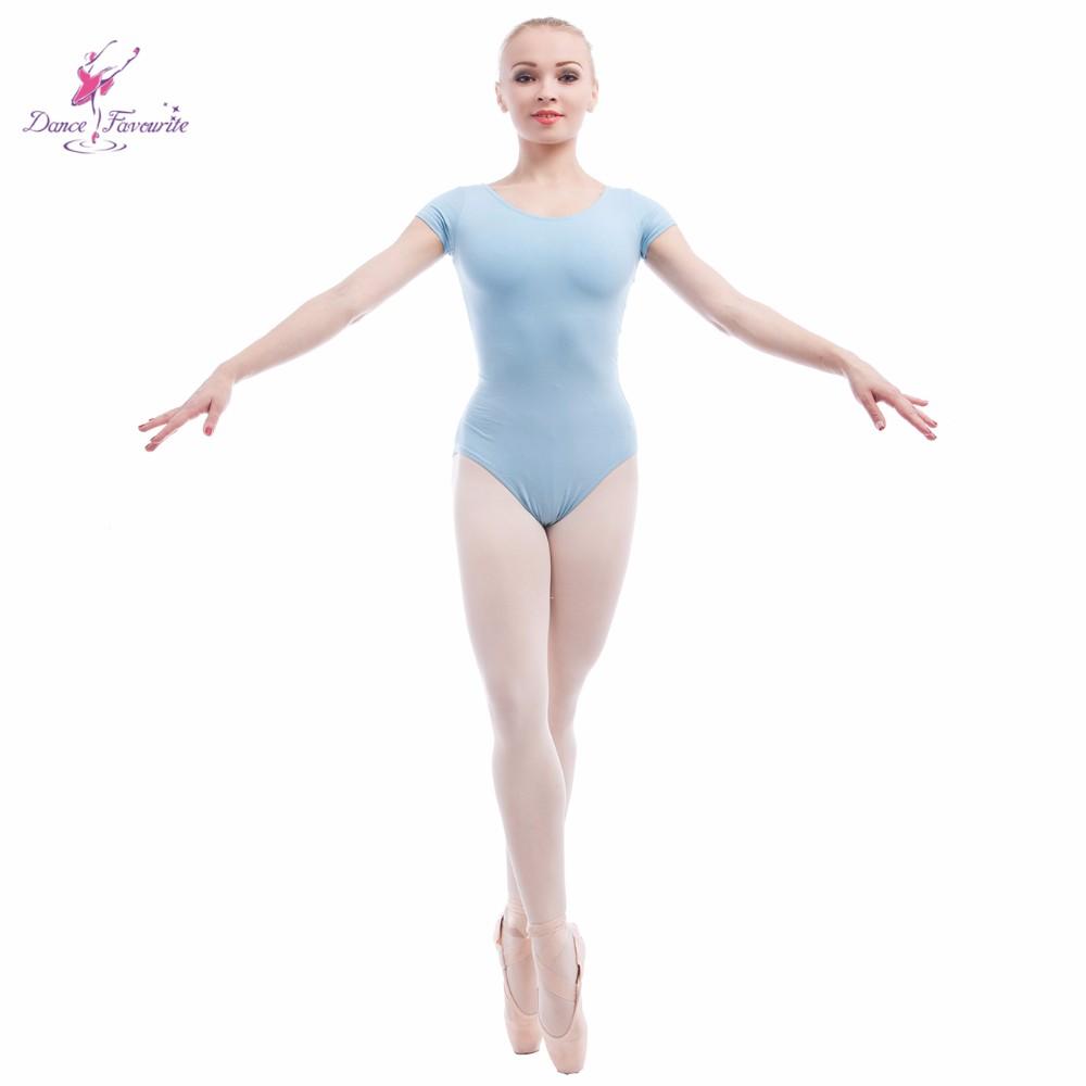 ღ Ƹ̵̡Ӝ̵̨̄Ʒ ღBallet leotardos para las mujeres manga corta Ballet ...
