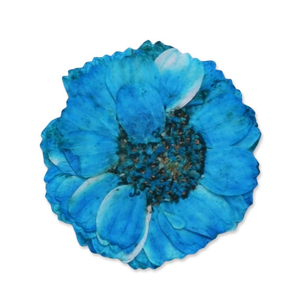 12/x 12/x 14/cm Verre Verre de Boh/ême Blues Filo Cube de Glace