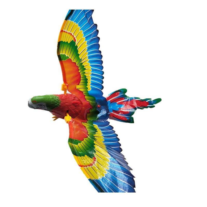Other Bird Supplies Special Section Anti-bite Flying Training Rope Parrot Bird Leash Kits Ultralight Harness Leash Comfortable Feel Pet Supplies