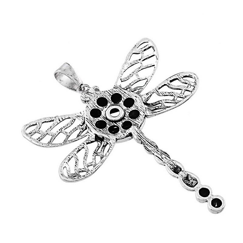 ⑤Новое поступление 10 шт. лот со стразами dragonflylock оснастки ... 99e7648d58c
