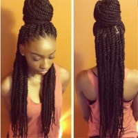 Natural Crochet Braids Afro Kinky | hairstylegalleries.com