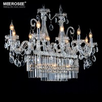 Aliexpress.com : Buy Gorgeous Rectangle Crystal Chandelier ...