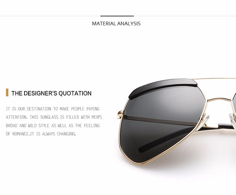 ... Marca Óculos De Sol Dos Homens de alta Qualidade 2017 Liga de  Alumínio-Magnésio Polarizada Óculos De Sol Óculos de Sol Occhiali da  SoleUSD 14.00 piece eea338bd68
