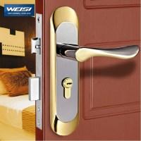 Aliexpress.com : Buy 2 Pieces Door lock interior door ...