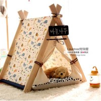 Pet Bed Teepee | Chic & Trendy Small Dog Tent | Cat Nap ...