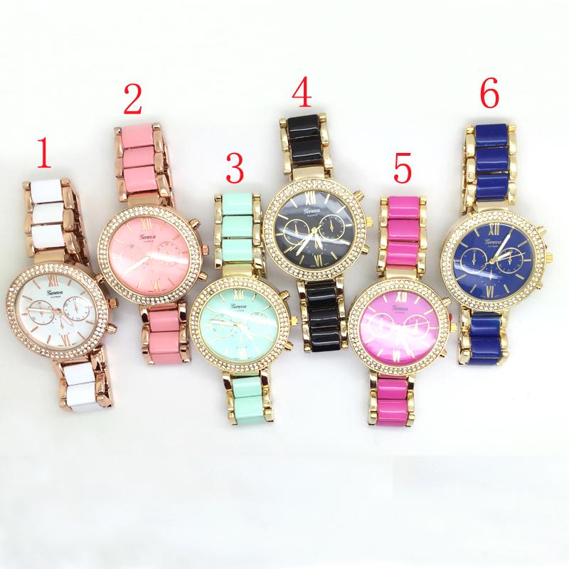 ✅Vendita diretta della fabbrica del quarzo vogue orologio rhinstone ... 6de30e3ddf73