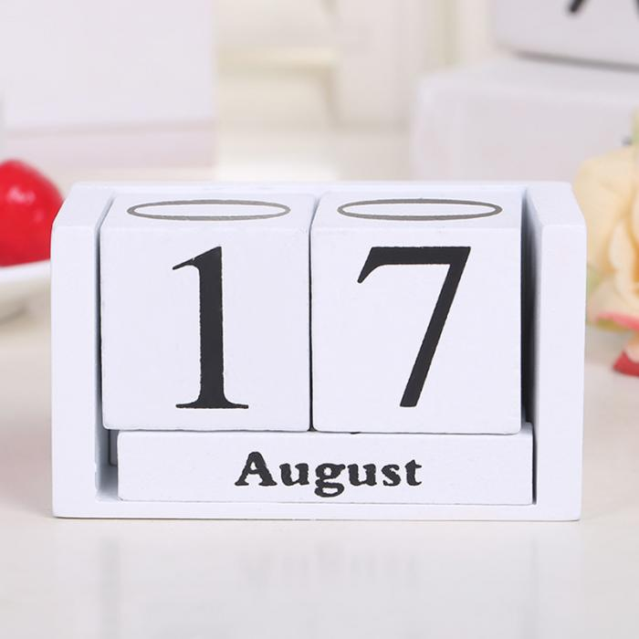 Creative Magnetic Ball Wall Clock Perpetual Wall Calendar 2019 Novelty Decor European Style Calendar Clock Timer Planner Date Office & School Supplies
