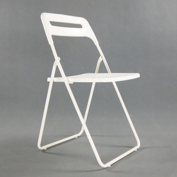 Plastic Folding Chair Ikea Style Simple And Modern Fashion