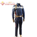 Captain America The Winter Soldier Steve Rogers Cosplay Costume Outfit Pants Belts Full Set Free Shipping