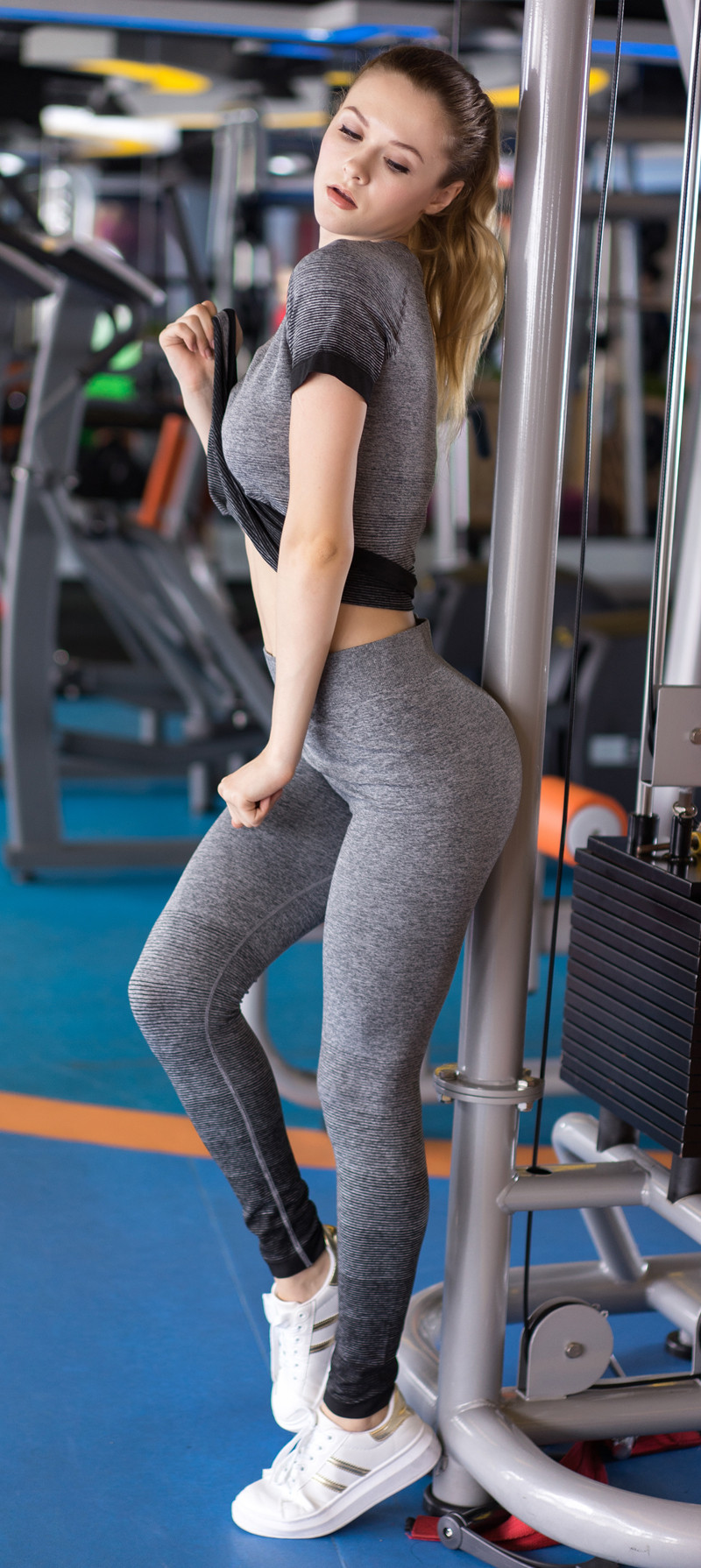 Femmes Compression couche de base Tight//Leggings pour Femme Gym Yoga Running Pant