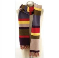 Doctor Who 4th Dr.Warm Soft Cosplay 12 Feet Super Long ...