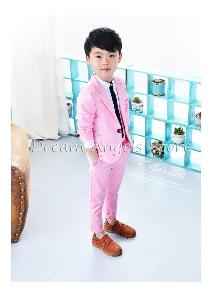 High Quatity Classic Formal Dress Kids Blazers Jackets Boys