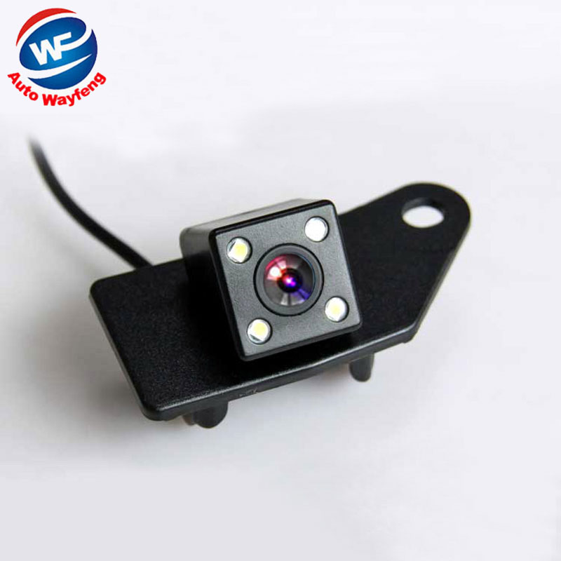 ᐂ2016 Car Rearview Rear view camera Reverse Night Vision 4LED ...