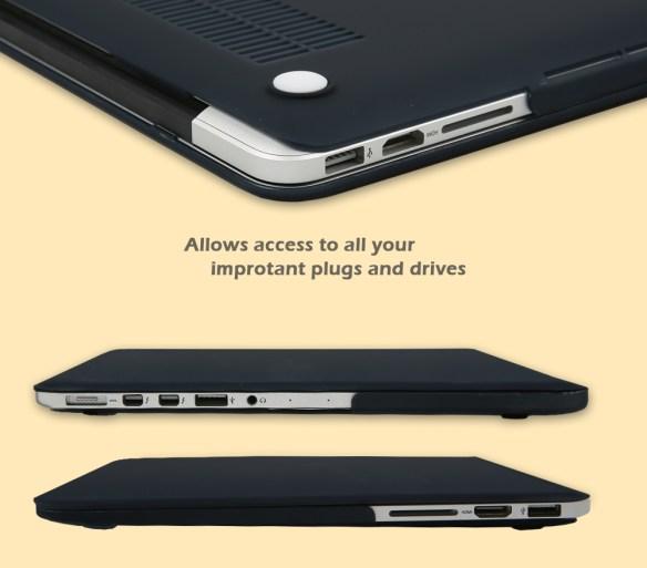 Premium New Matte Case For Apple MacBook Air 11 13 inch Laptop