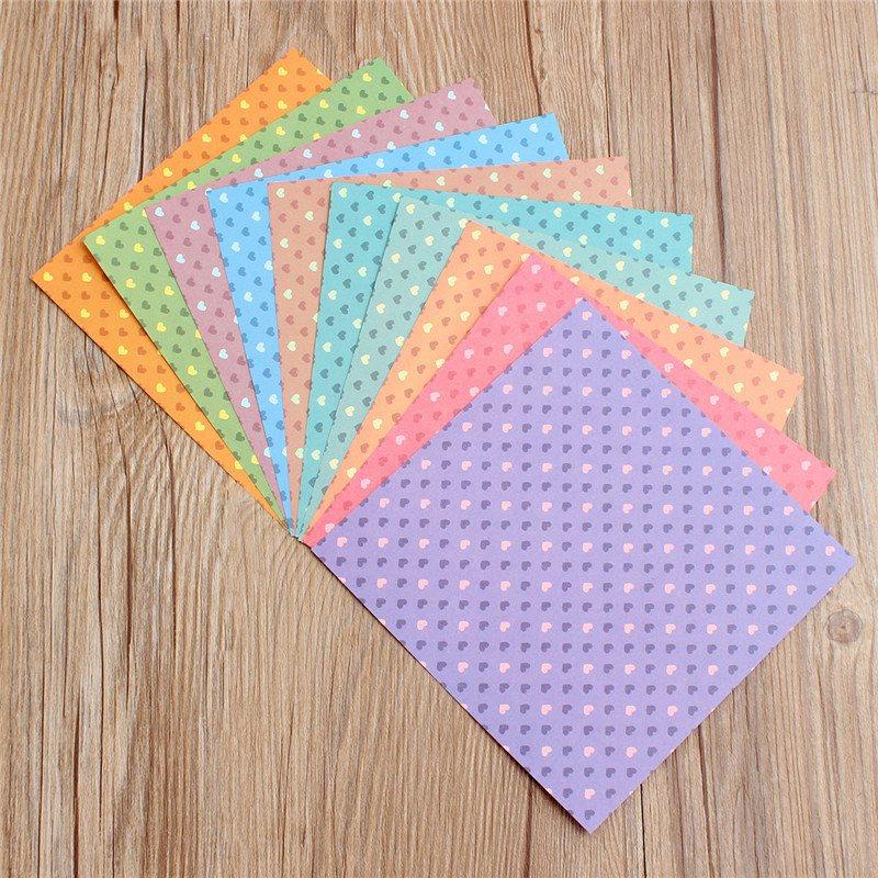 30Pcs/Lot Home Decor Colorful DIY Paper Craft Scrapbooking