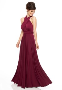 Wine Bridesmaid Dresses | Cocktail Dresses 2016